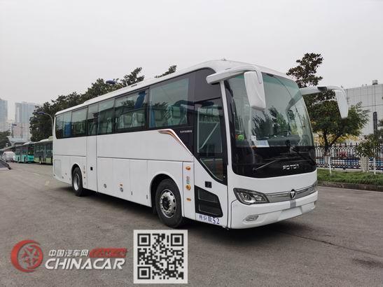 福田牌BJ6116U8BHB型客车图片1