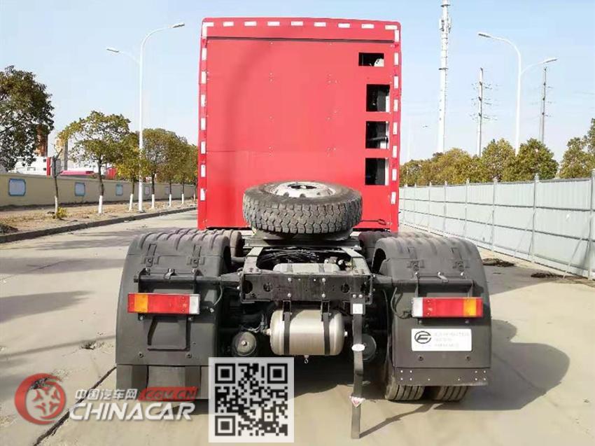 飞驰牌FSQ4250SFFCEV型燃料电池半挂牵引车图片2