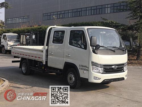 福田牌BJ1045V9AB7-26型载货汽车图片1