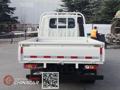 福田牌BJ1045V9AB7-26型载货汽车图片3