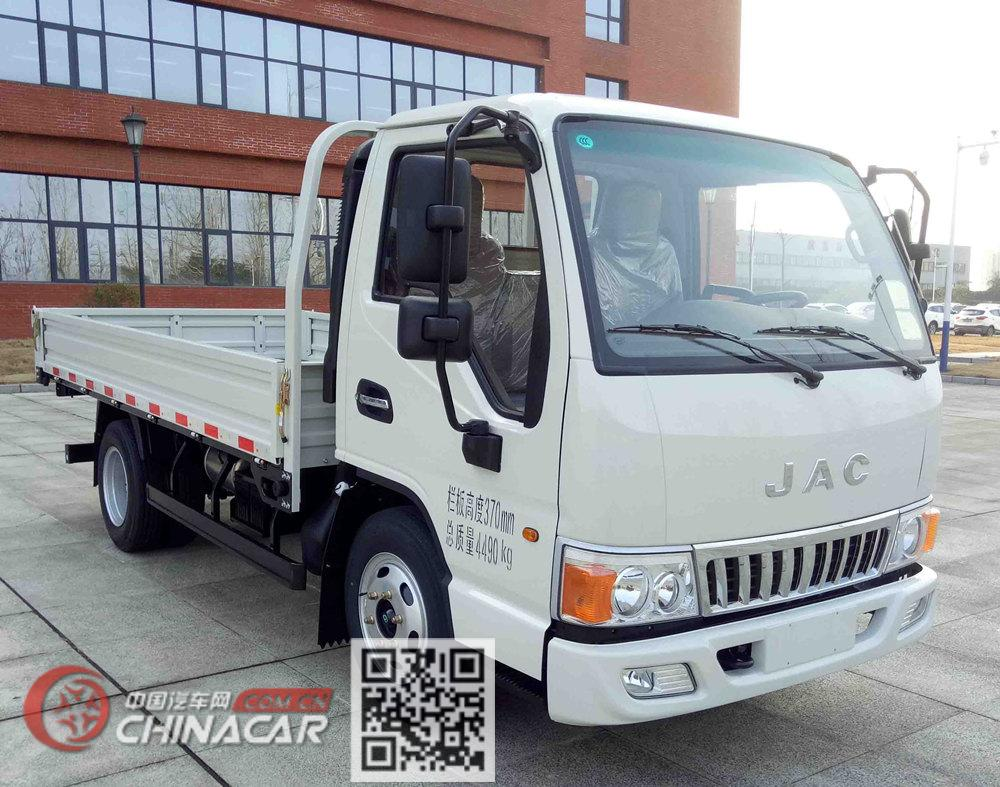 江淮牌HFC3040P93K3B4NV型自卸汽车图片1
