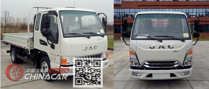 江淮牌HFC3040P93K3B4NV型自卸汽车图片2
