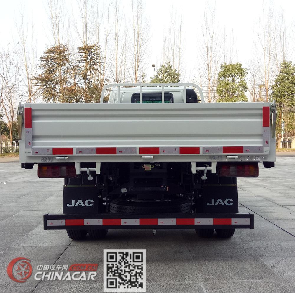 江淮牌HFC3040P93K3B4NV型自卸汽车图片