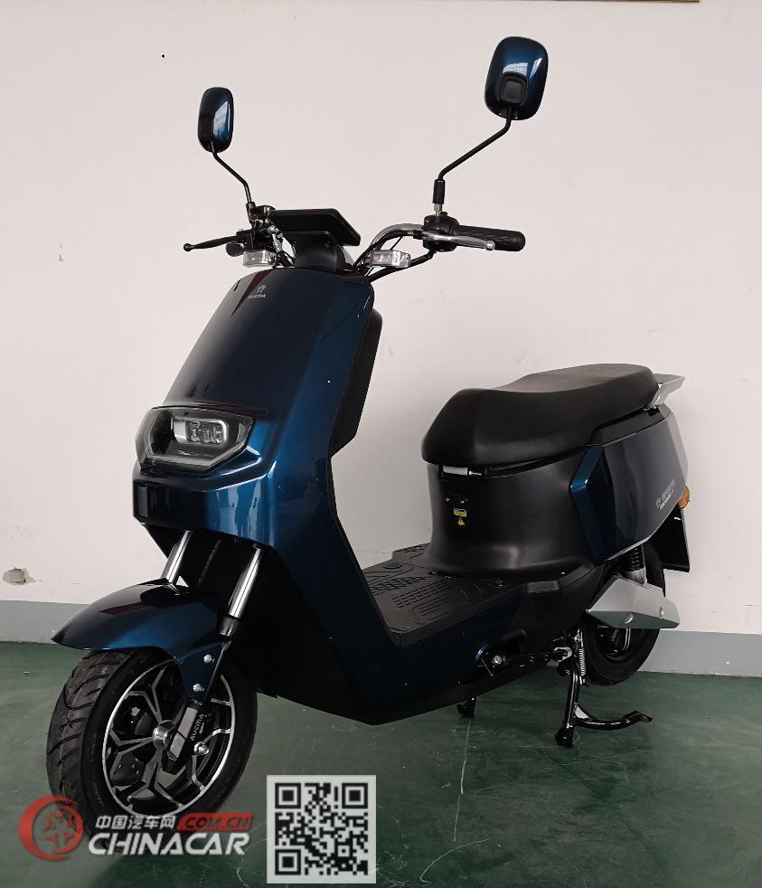澳柯玛牌AKM1000DQT-11型电动两轮轻便摩托车图片1