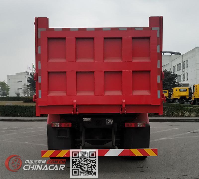红岩牌CQ3257ED12474型自卸汽车图片