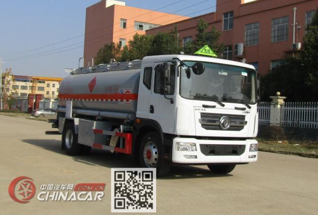 中汽力威牌HLW5182GYYEQ6型运油车图片1