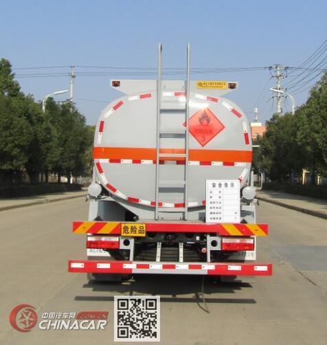 中汽力威牌HLW5182GYYEQ6型运油车图片2