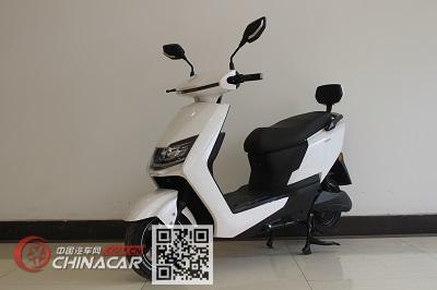 派睿牌PR1200DT-11型电动两轮摩托车图片1