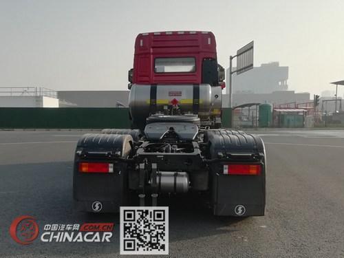 陕汽牌SX4250MPN384W型危险品牵引汽车图片4