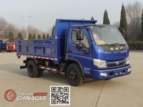 时风牌SSF3042DDJ52-FX型自卸汽车图片1