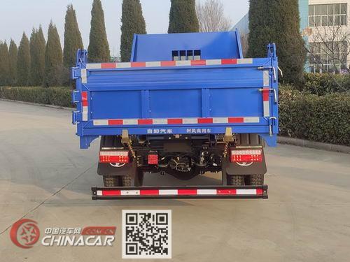 时风牌SSF3042DDJ52-FX型自卸汽车图片3