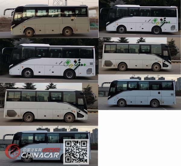 宇通牌ZK6827HN6Y型客车图片2