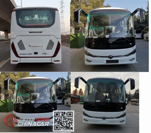 宇通牌ZK6827HN6Y型客车图片3