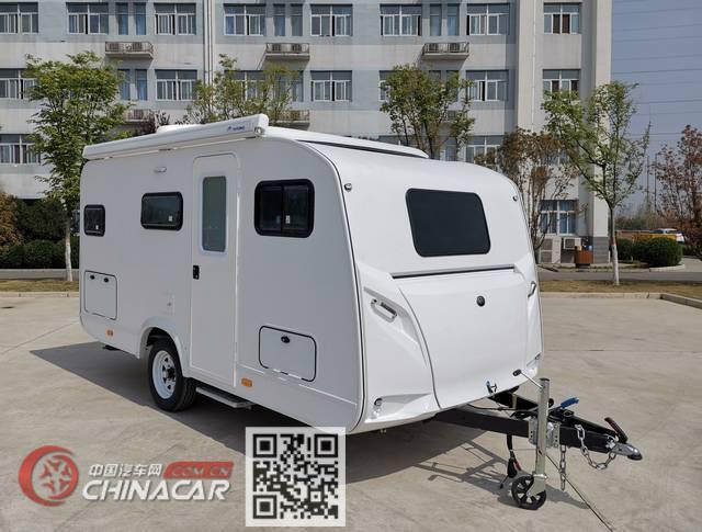 宇通牌ZK9011XLJ型旅居挂车图片1