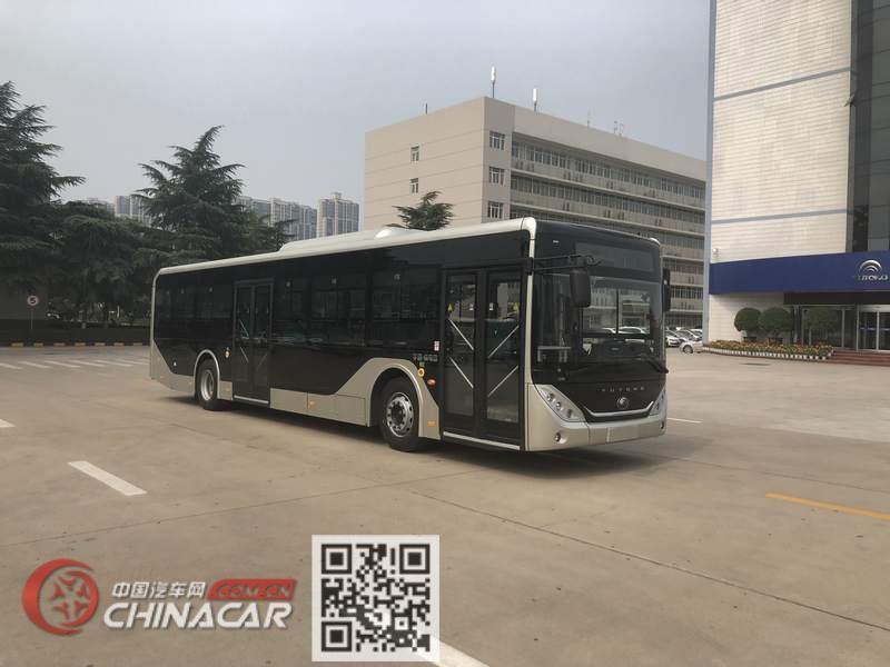 宇通牌ZK6126BEVG10型纯电动城市客车图片1