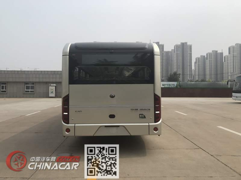 宇通牌ZK6126BEVG10型纯电动城市客车图片