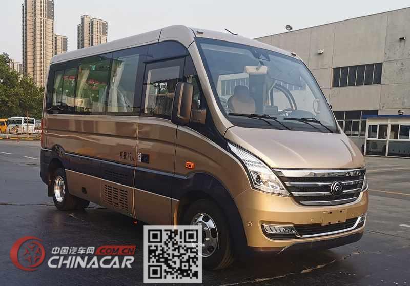 宇通牌ZK6601D6Y型客车图片1
