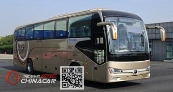 宇通牌ZK6113CHEVPG61型插电式混合动力城市客车图片1