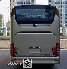 宇通牌ZK6113CHEVPG61型插电式混合动力城市客车图片3