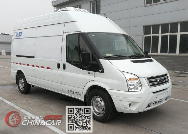 宇通牌ZK5046XLC6型冷藏车图片1