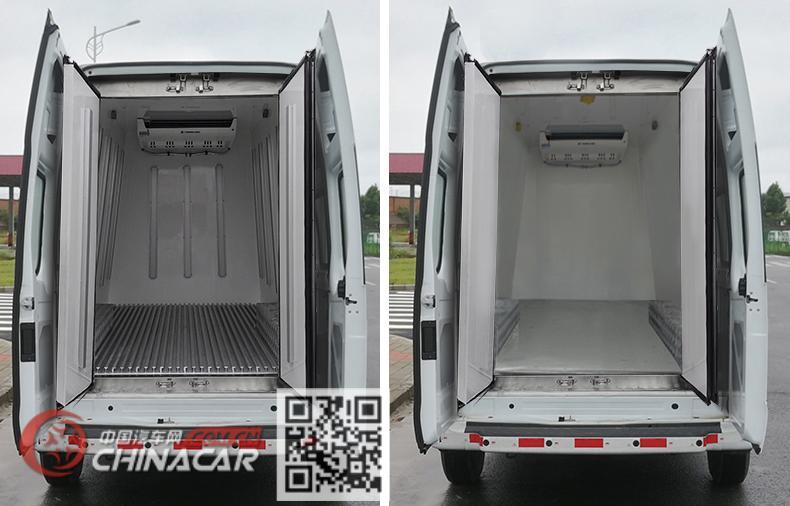 宇通牌ZK5046XLC6型冷藏车图片4