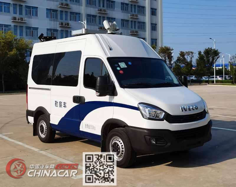 宇通牌ZK5043XKCD61型勘察车图片1