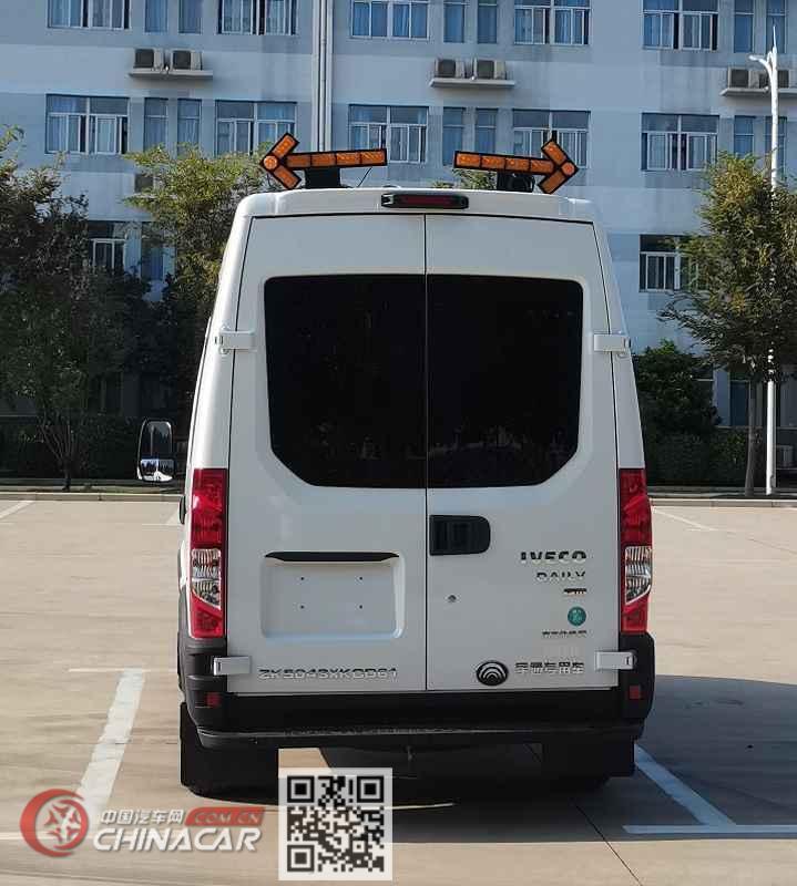 宇通牌ZK5043XKCD61型勘察车图片4