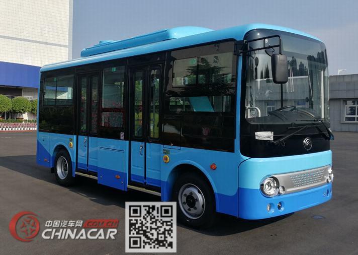 宇通牌ZK6605BEVG3型纯电动城市客车图片1