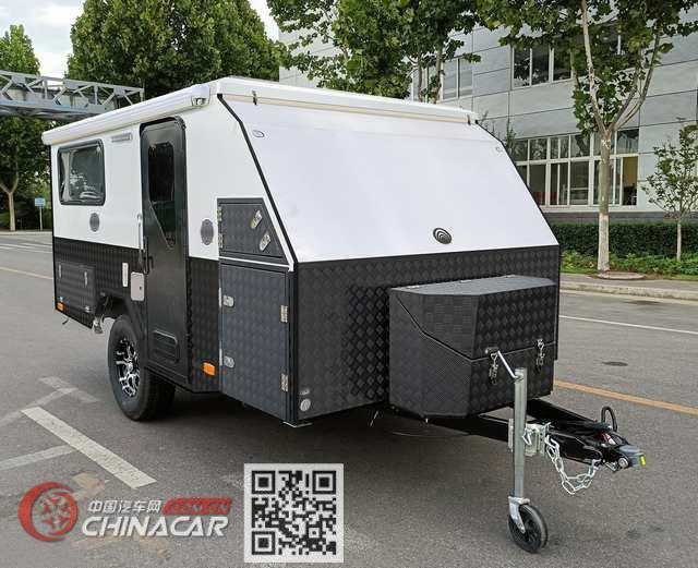 宇通牌ZK9020XLJ3型旅居挂车图片1