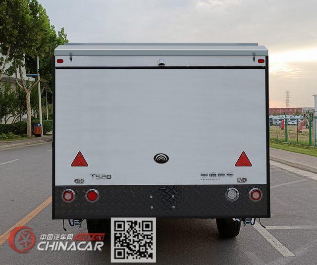 宇通牌ZK9020XLJ3型旅居挂车图片4