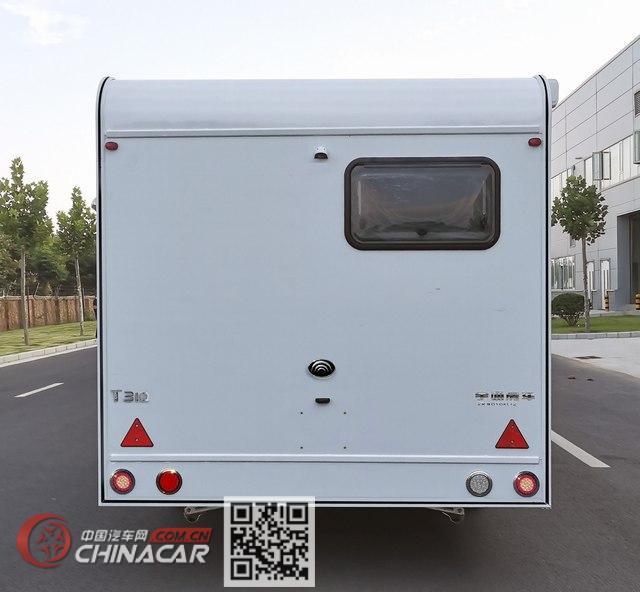 宇通牌ZK9010XLJ2型旅居挂车图片4
