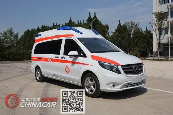 宇通牌ZK5039XJH26型救护车图片1