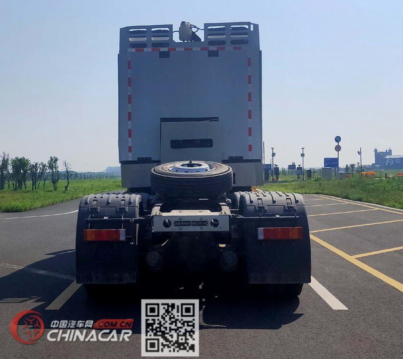 东风牌EQ4250GFCEV1型燃料电池半挂牵引车图片4