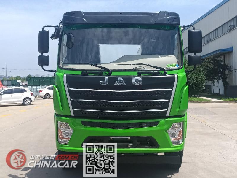 江淮牌HFC3311P3K5H23S型自卸汽车图片2