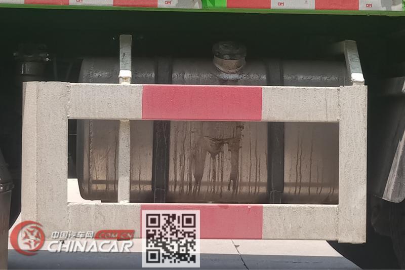 江淮牌HFC3311P3K5H23S型自卸汽车图片3