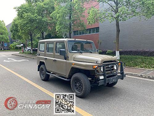 北京汽车制造厂有限公司牌BAW2033CHB4型越野乘用车图片1