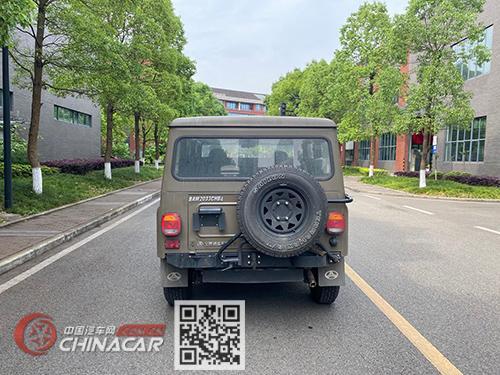 北京汽车制造厂有限公司牌BAW2033CHB4型越野乘用车图片3