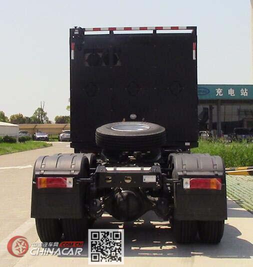 远程牌DNC4257BEVGM1型换电式纯电动牵引汽车图片2
