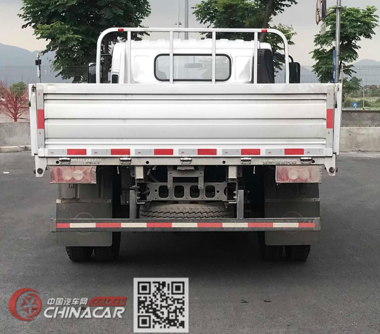 福田牌BJ1048V9JBA-AB1型载货汽车图片4