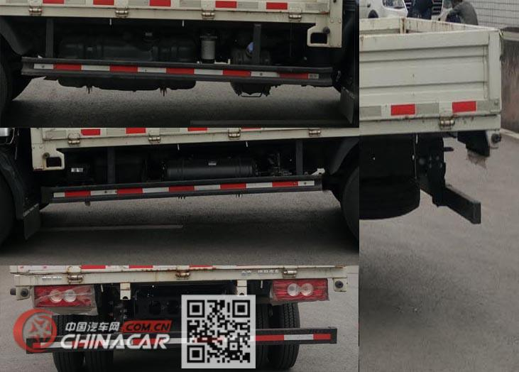福田牌BJ1048V9JBA-AB1型载货汽车图片