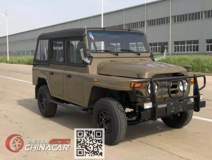 北京汽车制造厂有限公司牌BAW2033CHB5型越野乘用车图片1