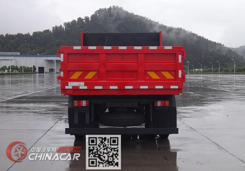 十通牌STQ2181L03Y3E6型越野自卸汽车图片4