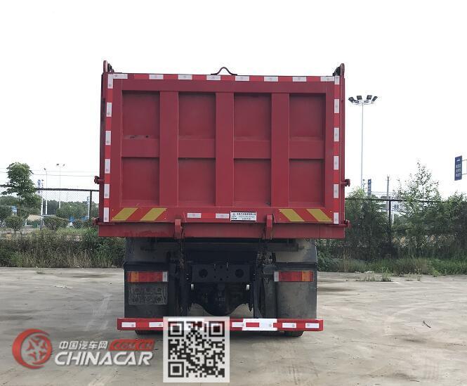 东风牌EQ3319GL6D22型自卸汽车图片