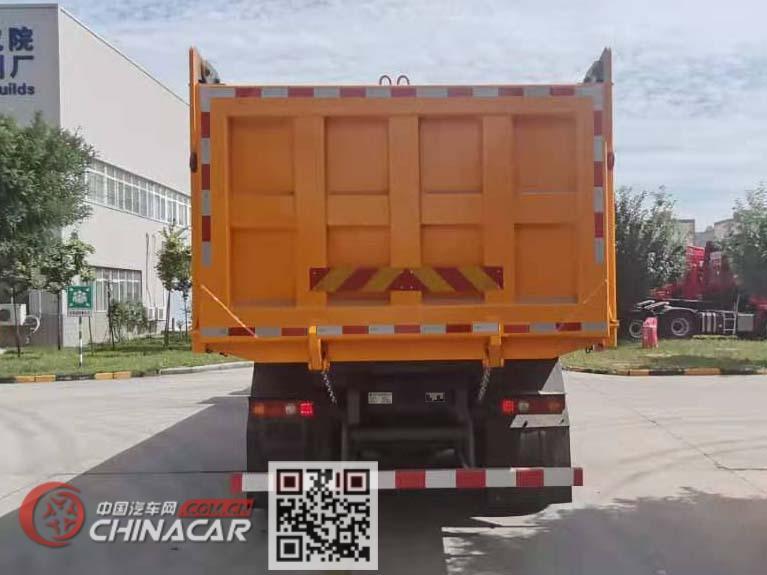 陕汽牌SX3319XE6型自卸汽车图片
