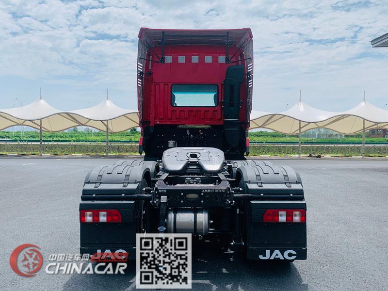 江淮牌HFC4251P1K7E33S型危险品牵引汽车图片3