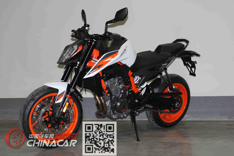 科特摩(KTMR2R)牌KR900型两轮摩托车图片1