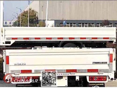凯马牌KMC1025SA305D6型载货汽车图片2