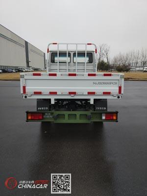 依维柯牌NJ2056GFCS型越野载货车图片2