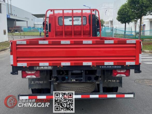 跃进牌SH1073ZFDCWZ2型载货汽车图片4