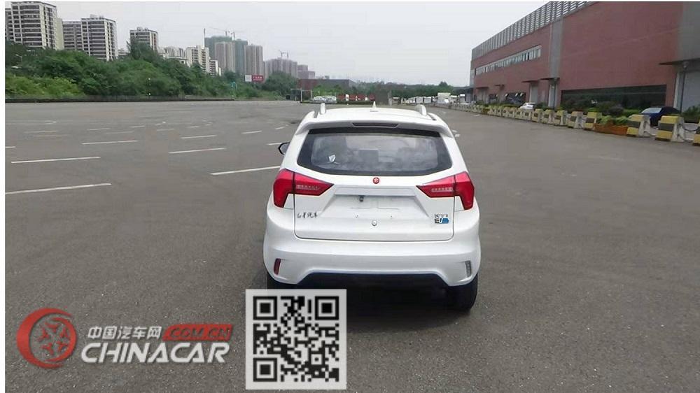 红星牌HX7002BEV型纯电动轿车图片2